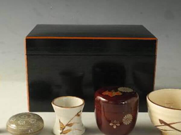 茶箱(ちゃばこ)
