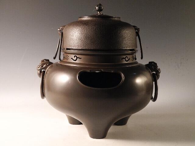 風炉(骨董品 買取)