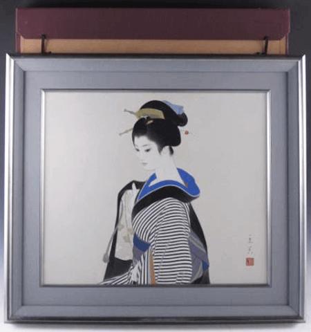 日本画 買取・査定 高価買取は栄匠堂へ