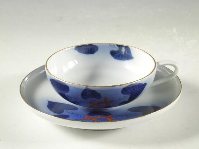 香蘭社ティーカップ