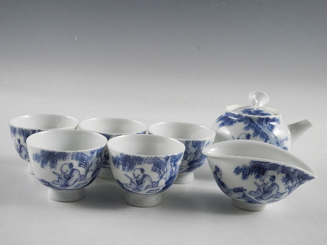 煎茶道具の高価買取は栄匠堂へ