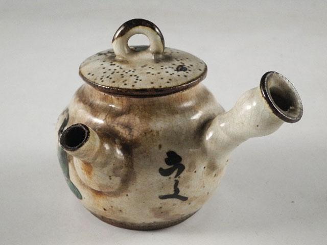 煎茶道具の急須高価買取