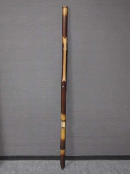 歌花筒(うたはなづつ)竹の花入